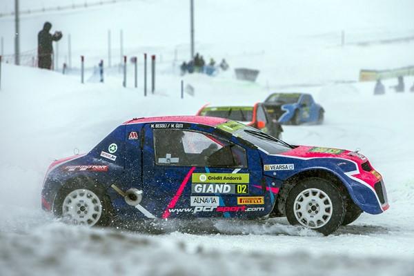 Los GIAND (PCR Sport) ponen la emoción en el Circuit Andorra