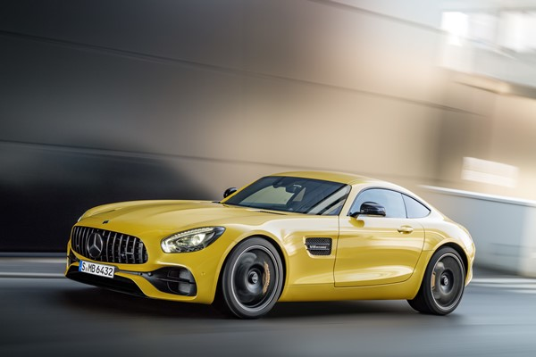 "Mercedes-AMG GT C Roadster ""Edition 50"", 50 unidades de alta exclusividad"