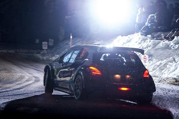 Pepe López vuelve a por todas en el Rallye Serras de Fafe