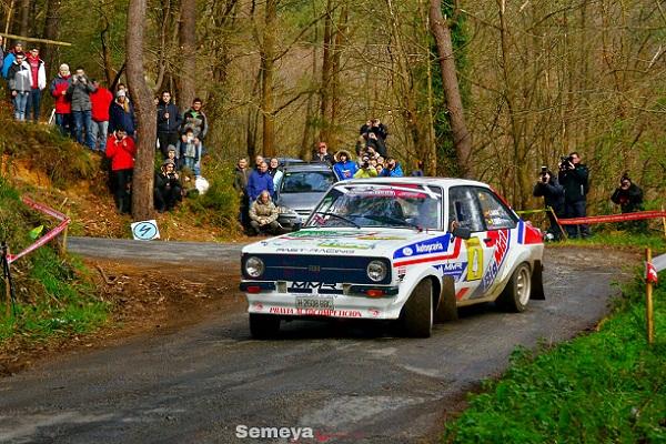 Lolo García se anota su tercera victoria en el Rallye Solo Escort
