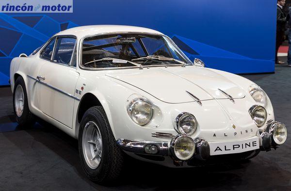 Alpine historia de la marca en fotos