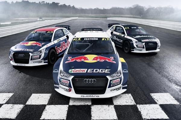 Audi EKS Mundial Rallycross