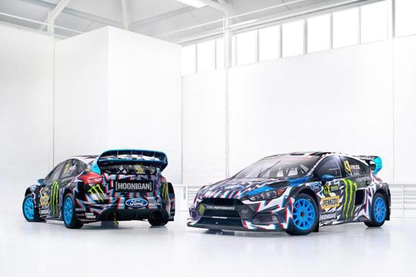 Ford Focus RX Rallycross