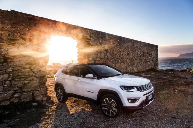 Jeep Compass, 2017, fotos generales