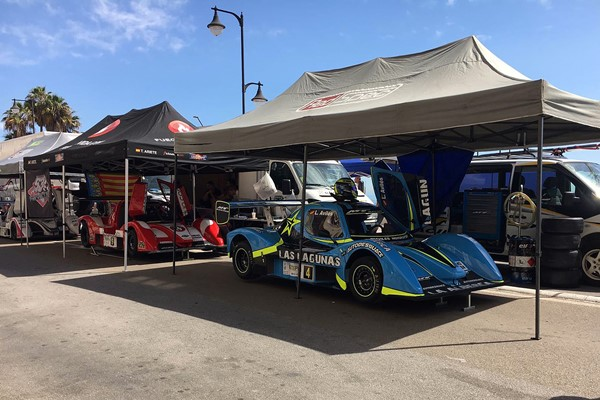 Pódium y buenas sensaciones para MT Racing en Estepona