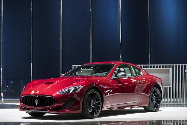 Maserati GranTurismo Special Edition ginebra 2017