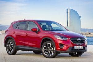 El nuevo Mazda CX-5 llega en mayo