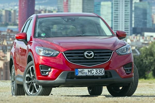 Mazda CX-5 2017, fotos generales