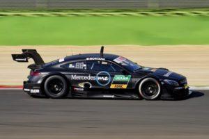 Mercedes-AMG Motorsport DTM, Tests, Vallelunga, Edoardo Mortara