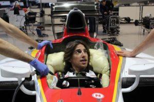 Merhi Campos racinf Formula 2