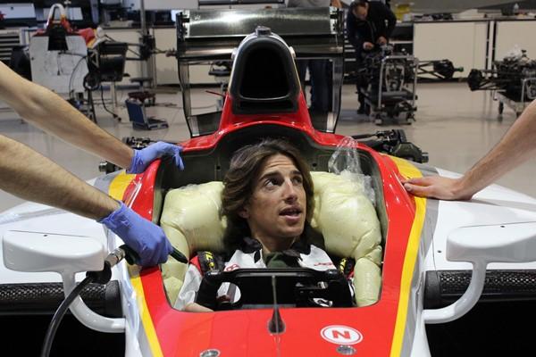 Roberto Merhi debutará con Campos Racing en los test de la nueva Fórmula 2