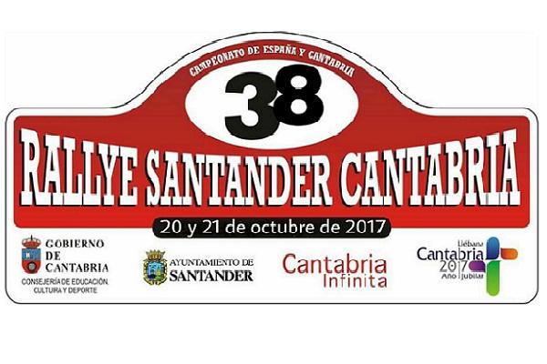 El Rallye Santander  Cantabria aplazado hasta el mes de octubre
