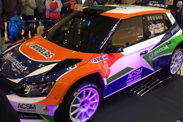 El ACSM Rallye Team presentó su temporada en Lugo