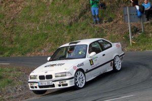 Aingeru Castro y Alaitz Urkiola ganadores del IV Rallysprint de Goierri