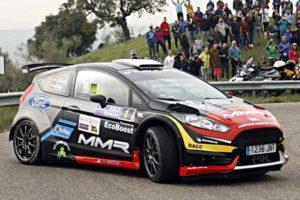 ► CERA: apretada victoria de Cristian García con el nuevo Fiesta R5