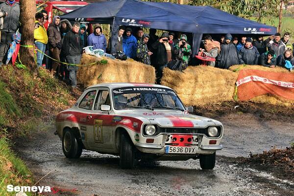 Comienza la temporada asturiana con el 9° Rallye Solo Escort