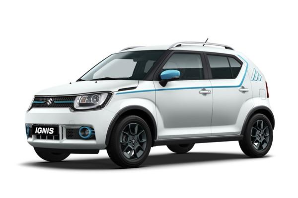 Suzuki Ignis 2017, fotos generales