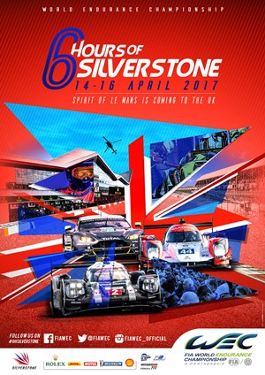 cartel 6h silverstone 2017