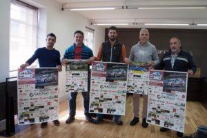 Este sábado se celebra el IV Rallysprint de Goierri