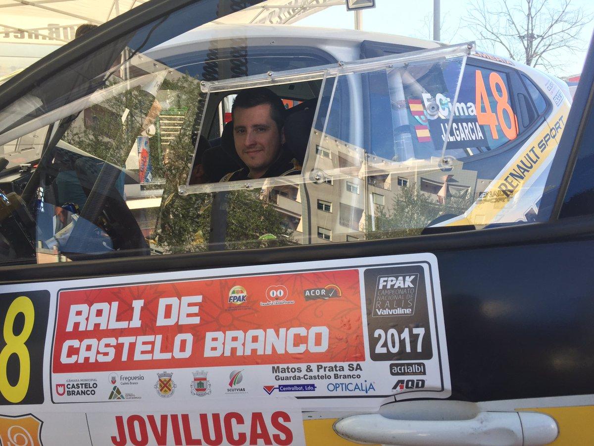 Fran Cima vencedor en Castelo Branco