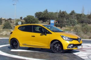 clio RS 200 edc 2017 prueba