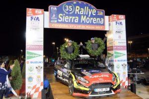 Cristian García comienza la temporada venciendo el Sierra Morena