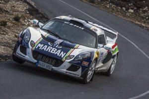 Daniel Marban arrasa en el XXVI Rallye de Talavera