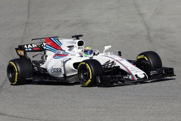► F1: Massa con los mejores cronos en la primera jornada