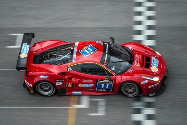 ► Resistencia GT: La Scuderia Praha Ferrari 488 GT3 domina en las 12H de Mugello