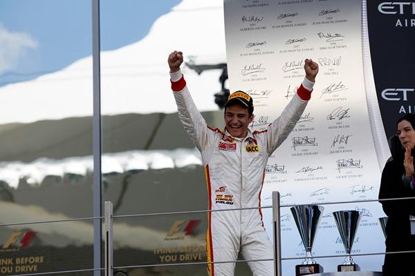 ► F3: Alex Palou correrá la Formula 3 Japonesa en 2017