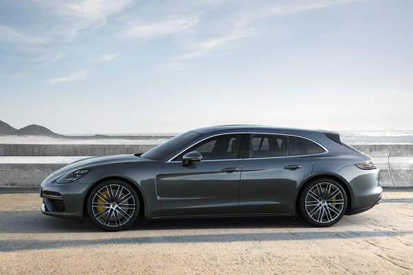Porsche Panamera Sport Turismo 2017, fotos generales