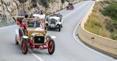 rallye sitges coches epocarallye sitges coches epoca