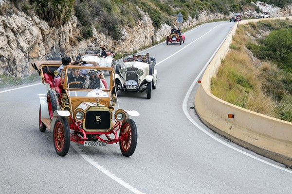 rallye sitges coches epocarallye sitges coches epoca