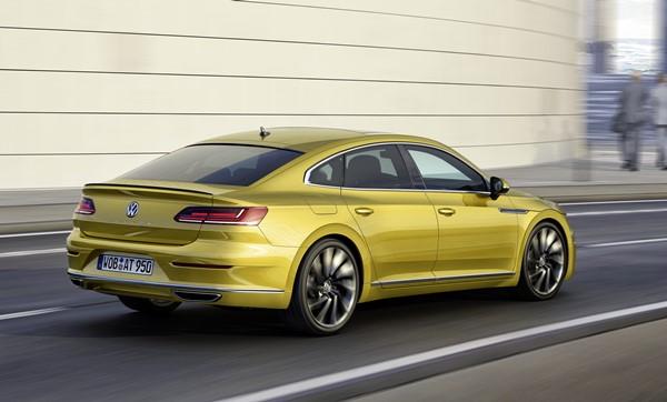 Volkswagen Arteon 2017 R-Line
