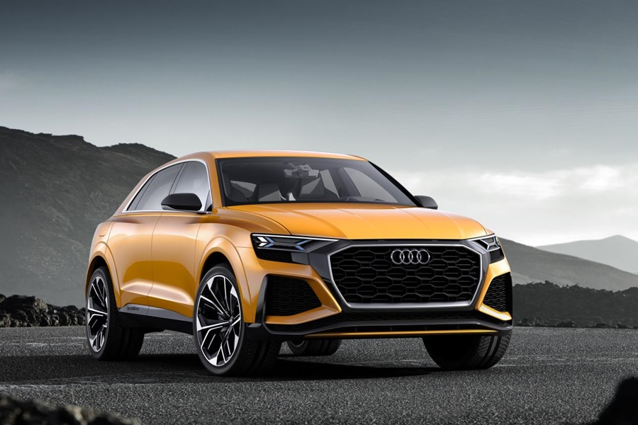 audi q8 sport concept anticipo del futuro suv rinc n del motor. Black Bedroom Furniture Sets. Home Design Ideas