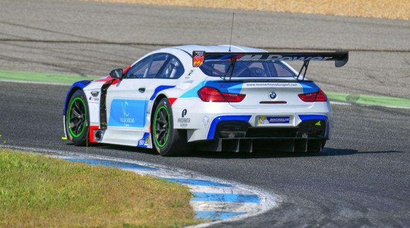 BMW M6 Teo Martin