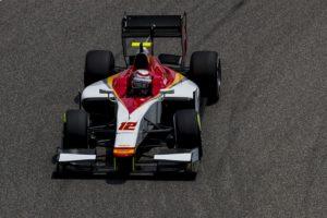 Campos Racing Berhein F2