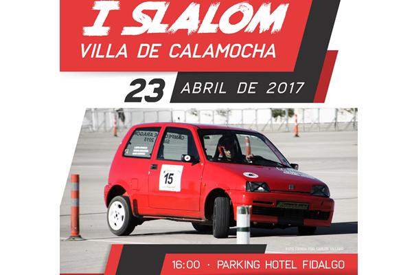 32 inscritos en eI Slalom Villa de Calamocha