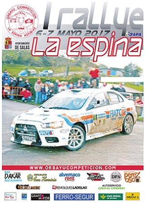 I Rallye La Espina 2017