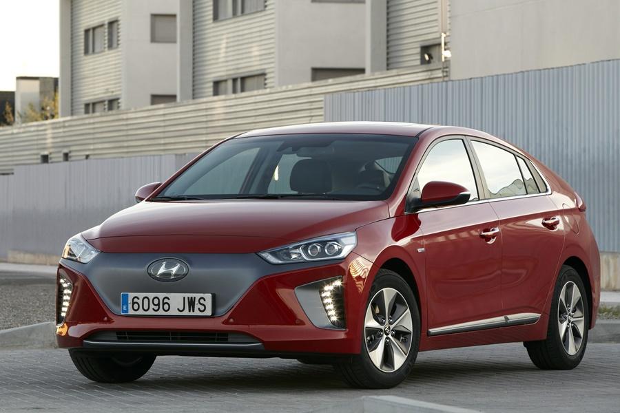Hyundai Ioniq Eléctrico, fotografías generales