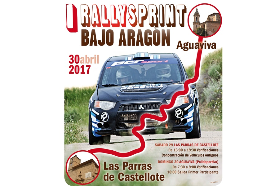El aragonés de Rallyes arranca el domingo en tierras turolenses
