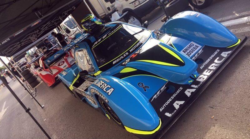 MT Racing previo Subida Ubrique