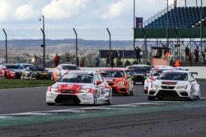 Monlau Repsol Silverstone 2017 Seat León