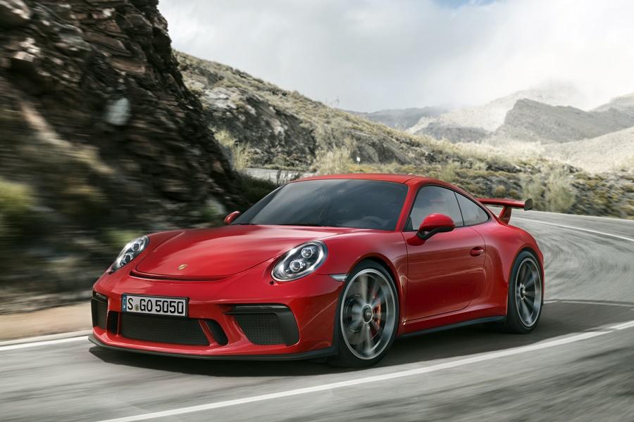 Porsche 911 GT3 evolución 2017, un coche de carreras para la calle