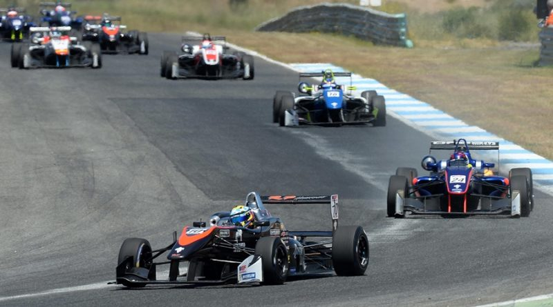 Scott Euroformula Open Estoril 1