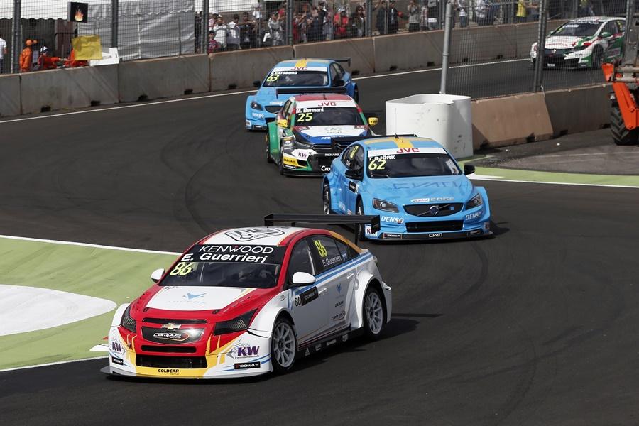Campos Racing y Esteban Guerrieri logran un sensacional triunfo en Marrakech