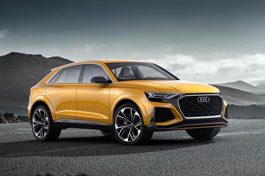Audi Q8 Sport Concept 2017, fotografías generales