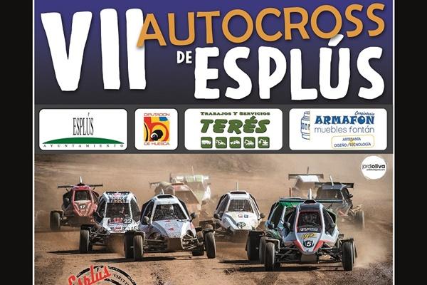 Este sábado VII Autocross Esplús, segunda prueba del regional