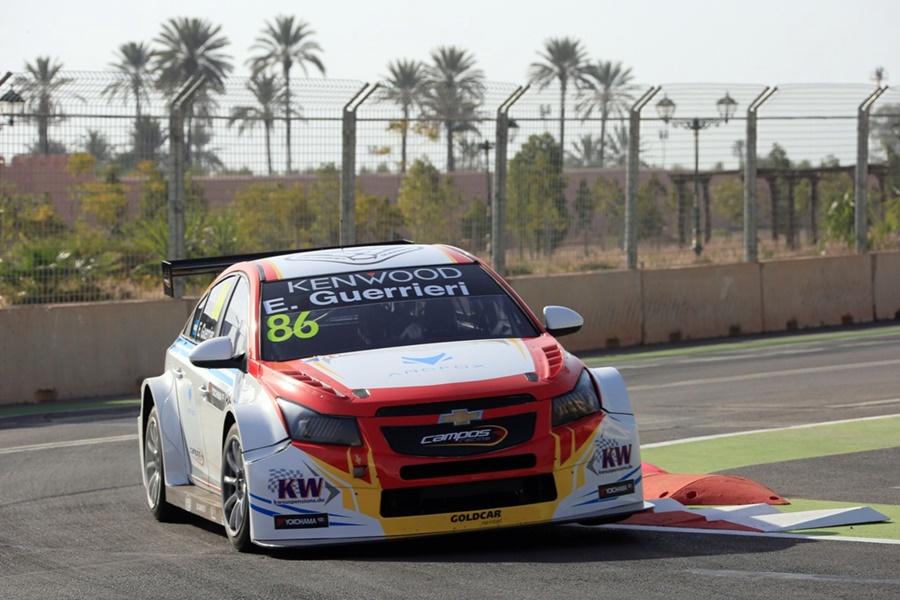 Campos Racing y Esteban Guerrieri a seguir la senda ganadora en Monza