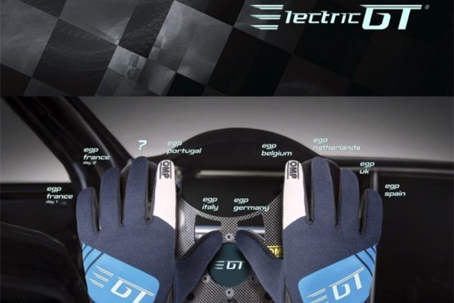 electric races GT Tesla